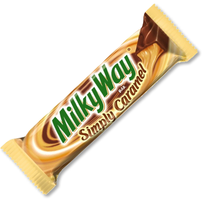 "MilkyWay ""Simply Caramel"" (50g)"