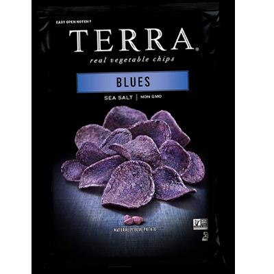 "Terra Crisps ""Blues"" (110g)"