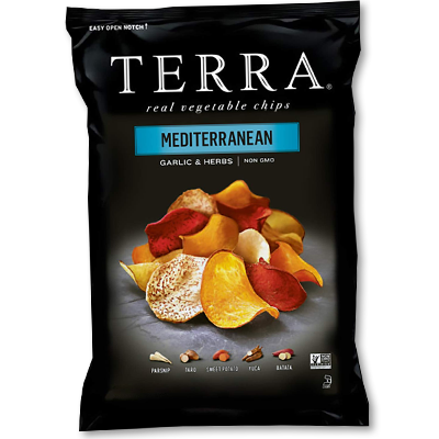 "Terra Crisps USA ""Mediterranean"" (110g)"