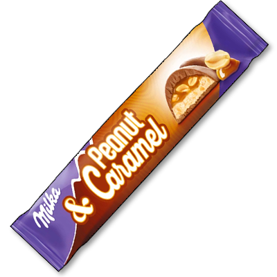 "Milka ""Peanut Caramel"" (37g)"