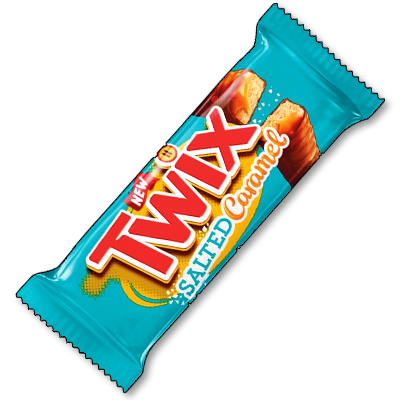 "Twix ""Salted Caramel"" (46g)"