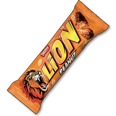 "Lion ""Peanut"" (42g)"
