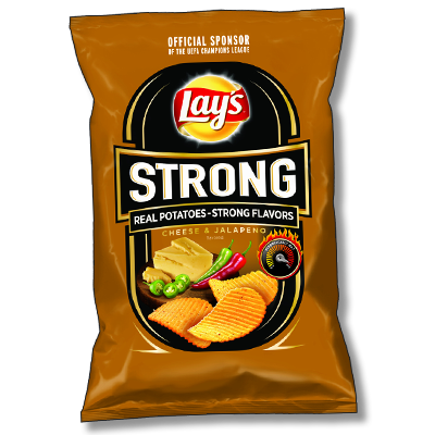 "Lay's Crisps ""Jalapeno & Cheese"" (150g)"