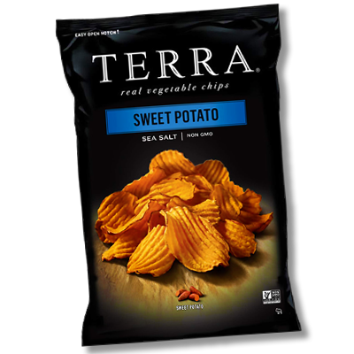 "Terra Crisps USA ""Sweet Potato"" (110g)"
