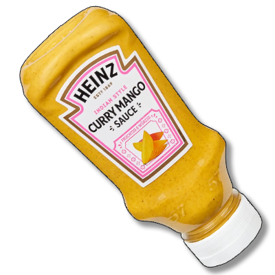 "Heinz ""Curry Mango"" (220ml)"