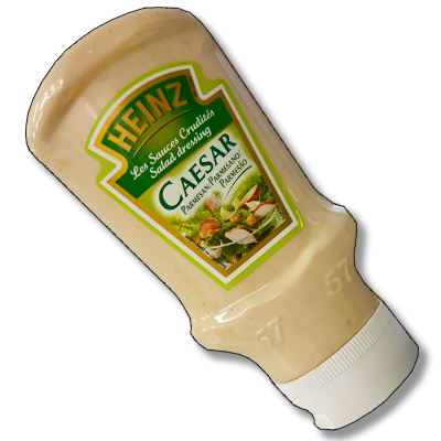 "Heinz ""Caesar"" au parmesan XL (400ml)"