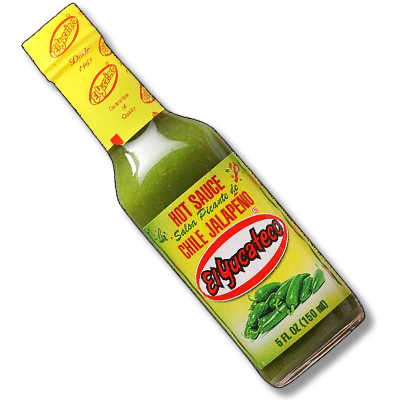 "El Yucateco ""Hot sauce"" au piment Jalapeno (150ml)"