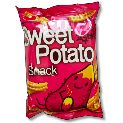"Nongshim ""Sweet Potato Snack"" (55g)"