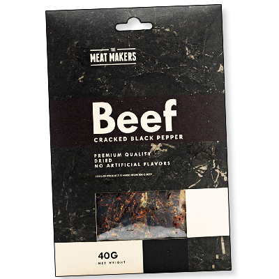 "The Meat Makers ""Gourmet Pepper"" (40g)"