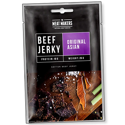 "The Meat Makers ""Snack Original Asian"" (25g)"