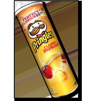 """Pringles """"Classic Paprika"""" (175g)"""