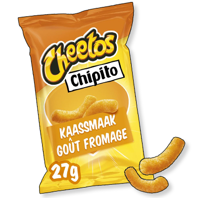 "Cheetos ""Chipito Cheese"" Snack-sized (27g)"