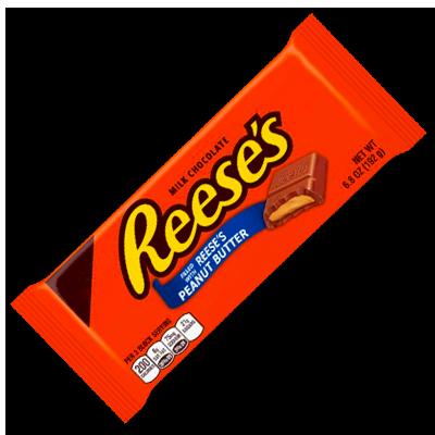 "Reese's tablette de chocolat ""Peanut Butter"" (120g)"