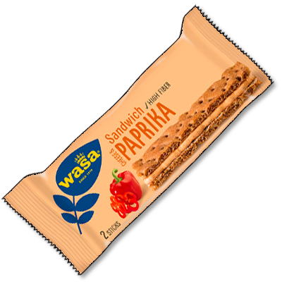 "Wasa Sandwich ""Cheese & Paprika"" (37g)"