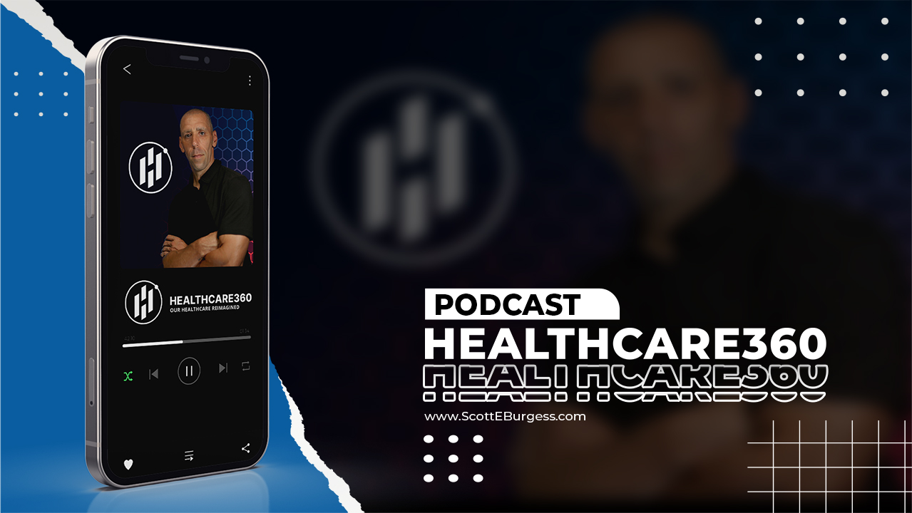 HC360 #011 A new social approach to Healthcare with Dr. Brian Dooreck