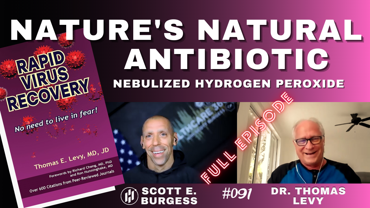 HC360  #091 Natures Natural Antibiotic with Dr. Thomas E. Levy