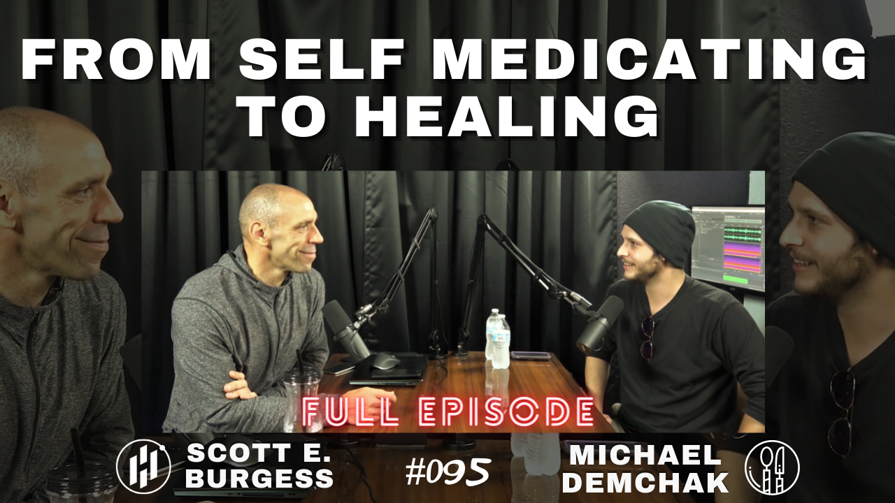HC360 #095 Evolving from Self Medicating to Helping Others Heal with Michael Demchak
