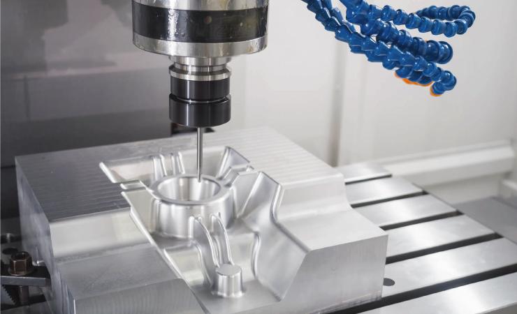 SETEC Online: Diferentes procesos de maquinado en acero inoxidable
