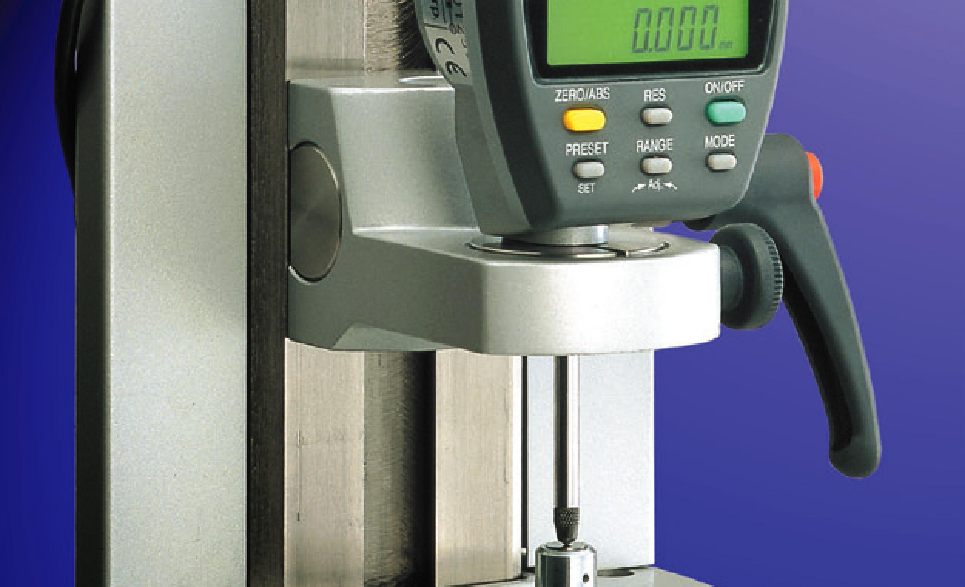 SETEC Online: Calibración de Instrumentos