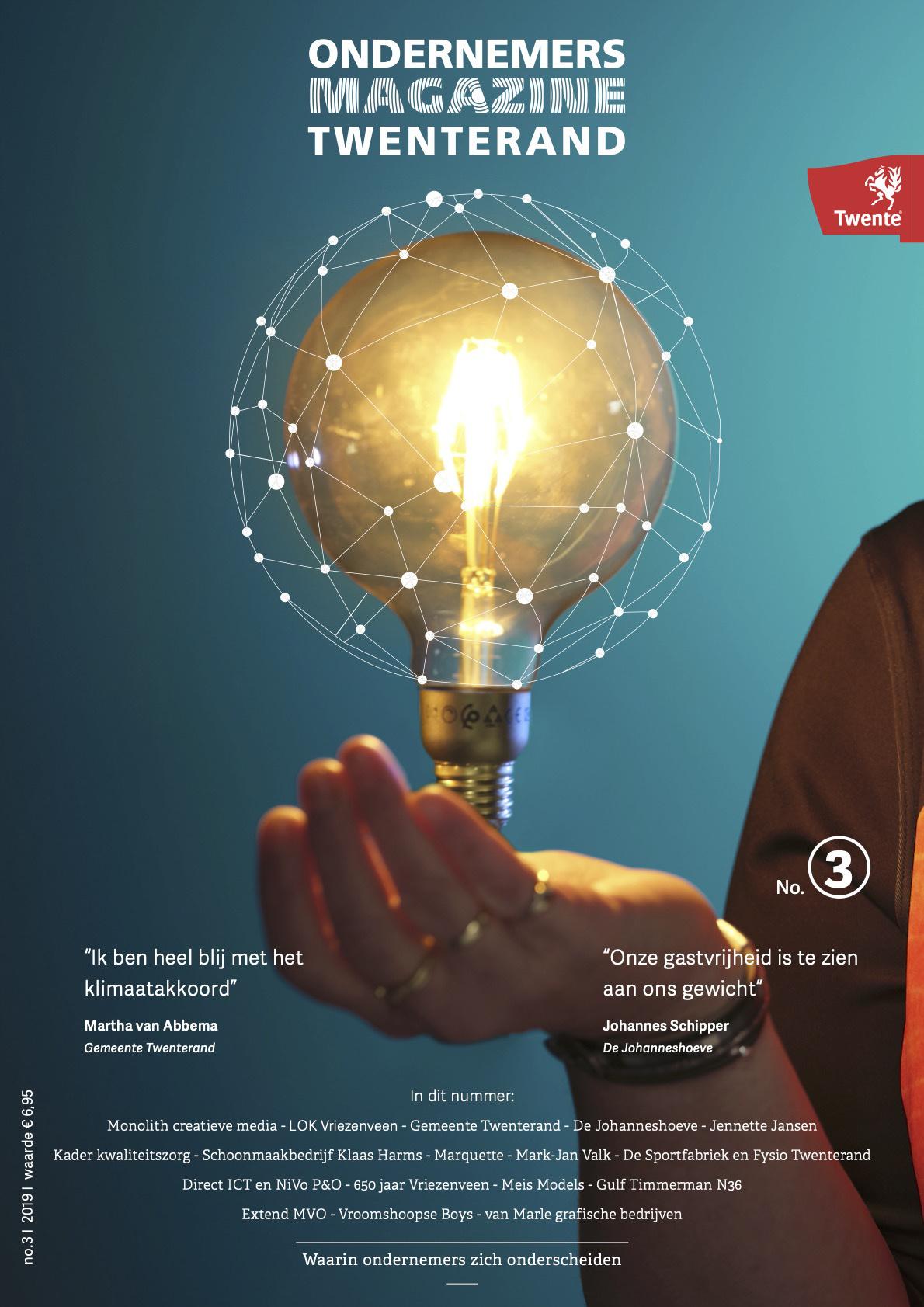Cover ondernemersmagazine Twenterand 3.
