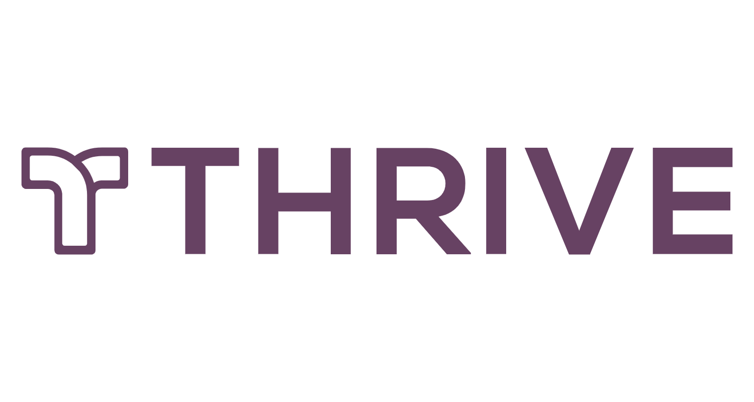 Thrive Wordmark Logo