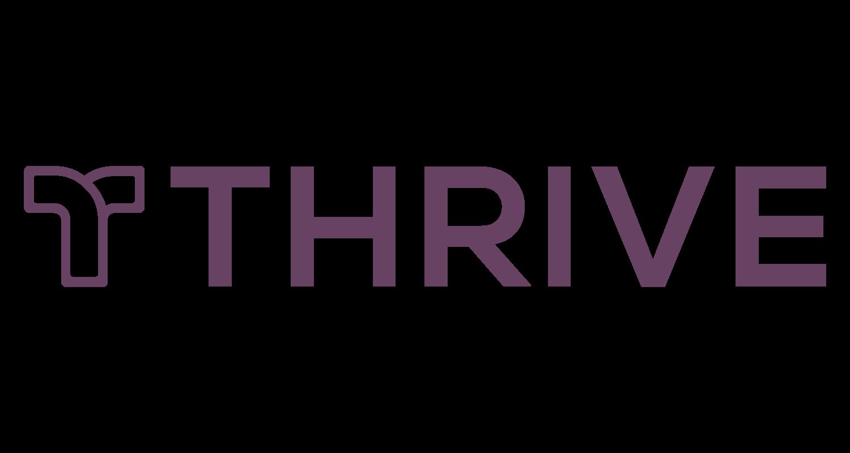 Thrive Wordmark Logo