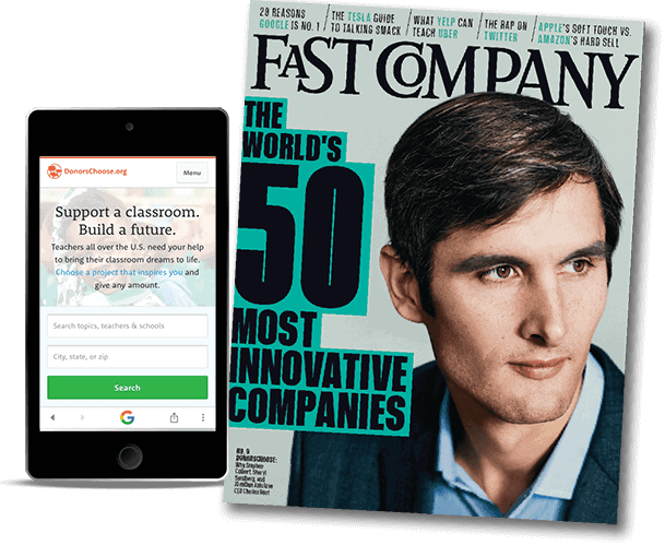 The World's 50 Most Innovative Companies - FastCompany Review