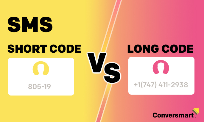 SMS Short Code vs. Long Code: What's the Best Option for Your DTC Brand?