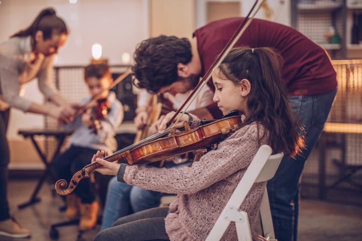 Violin Lessons Instrumental Rental in Dorchester, MA