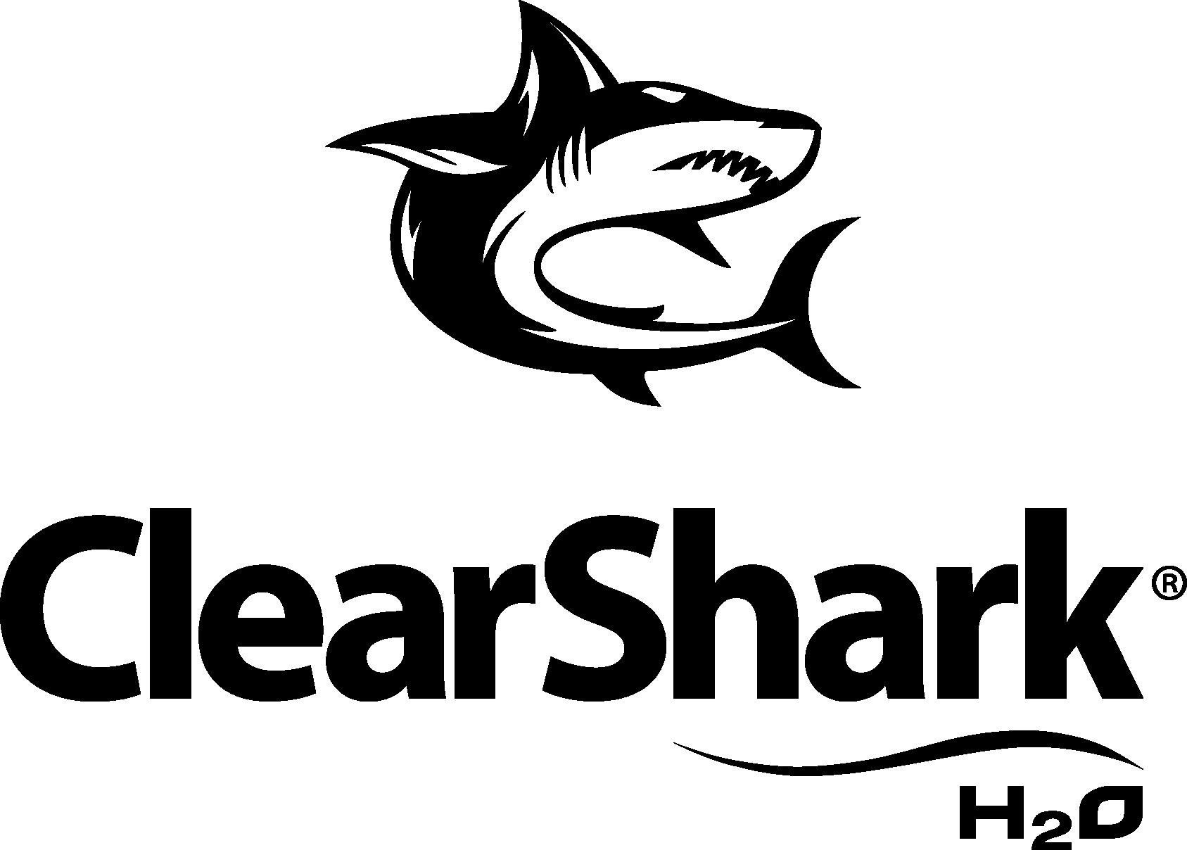 ClearSharkH2O logo