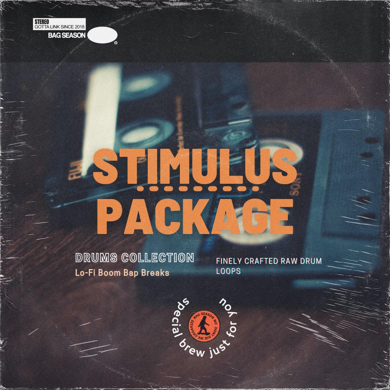 Stimulus Package 001: Lofi Boom Bap Breaks