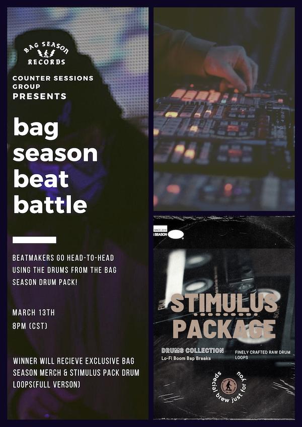 Bag Season Beat Battle !!!