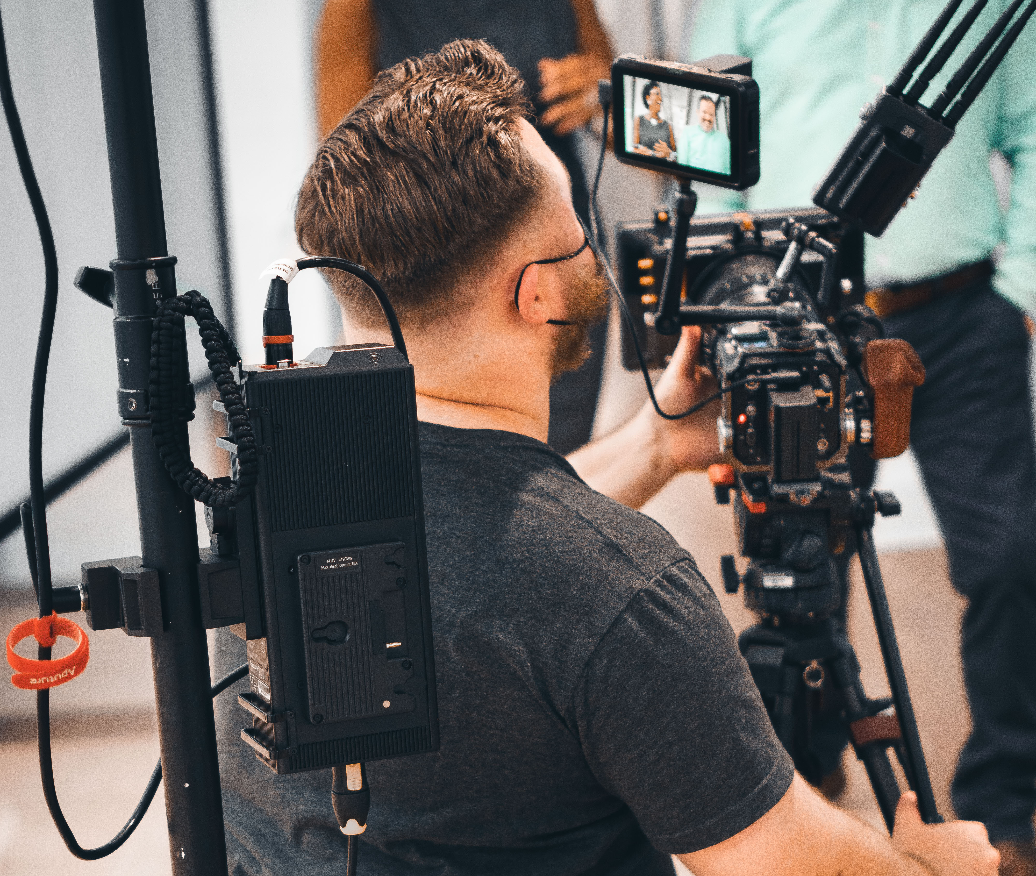 Professional video production services at your fingertips