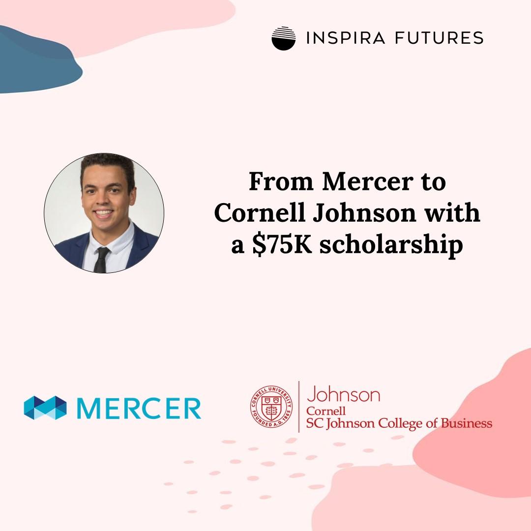 image of how Mercer Associate Got Into Cornell Johnson
