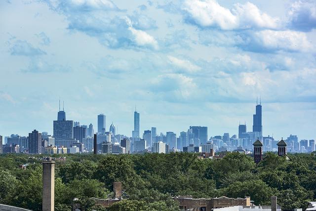 Evanston, Illinois, home of the Kellogg School of Management