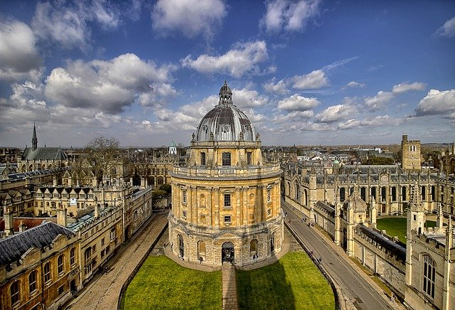 Oxford University, home to Oxford Said Business School