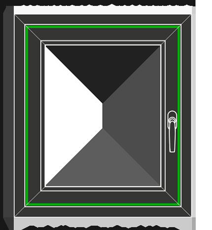 Fenêtres isolation supérieur Fentra