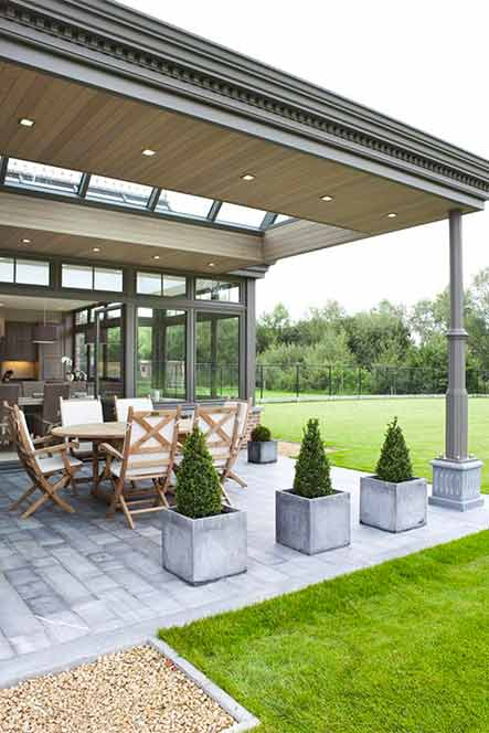 veranda belgique