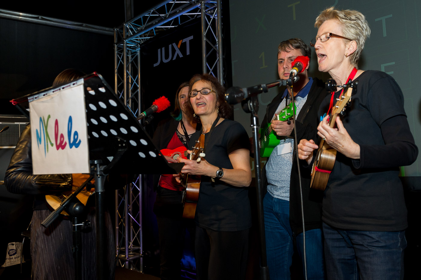 Some music to liven up our XT16 conference