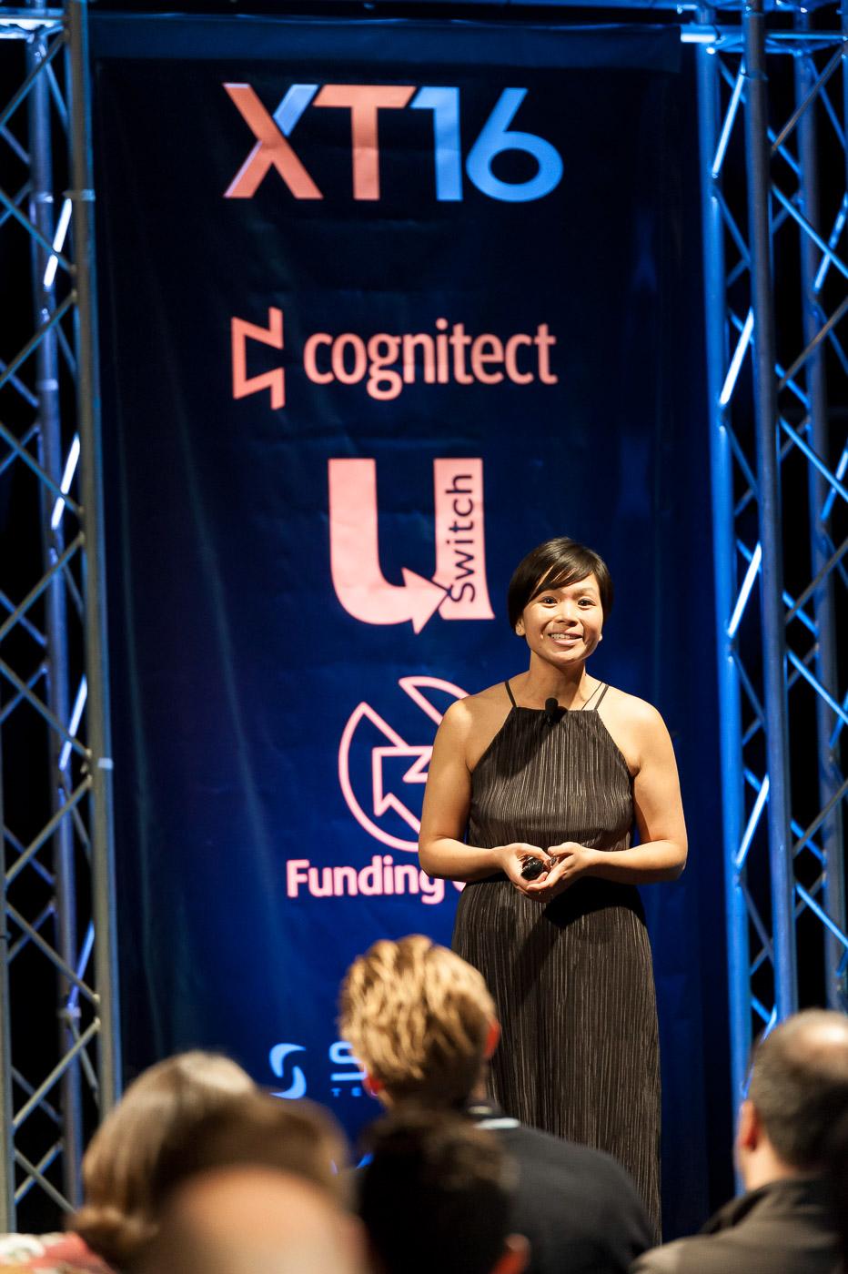 Talk by Portia Tung at XT16