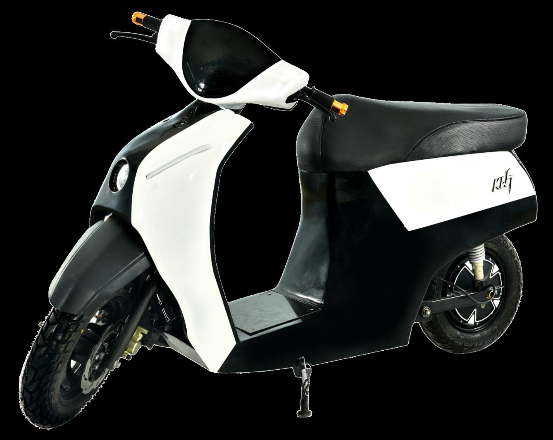 kWh Bikes Side Angle