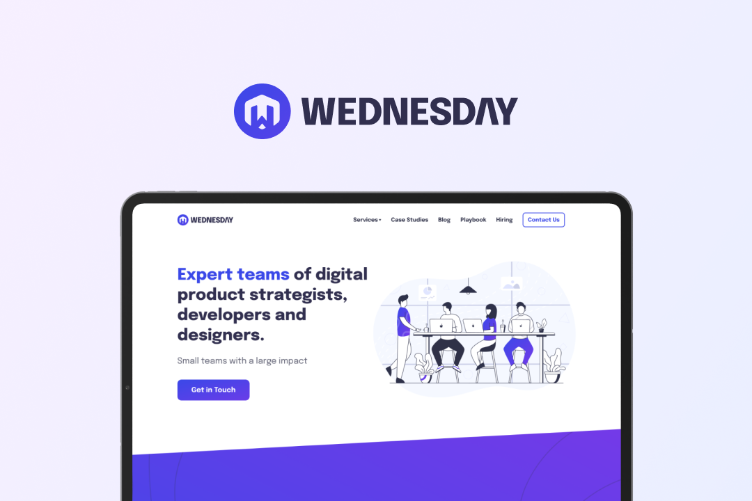 Wednesday Solutions - A design case study