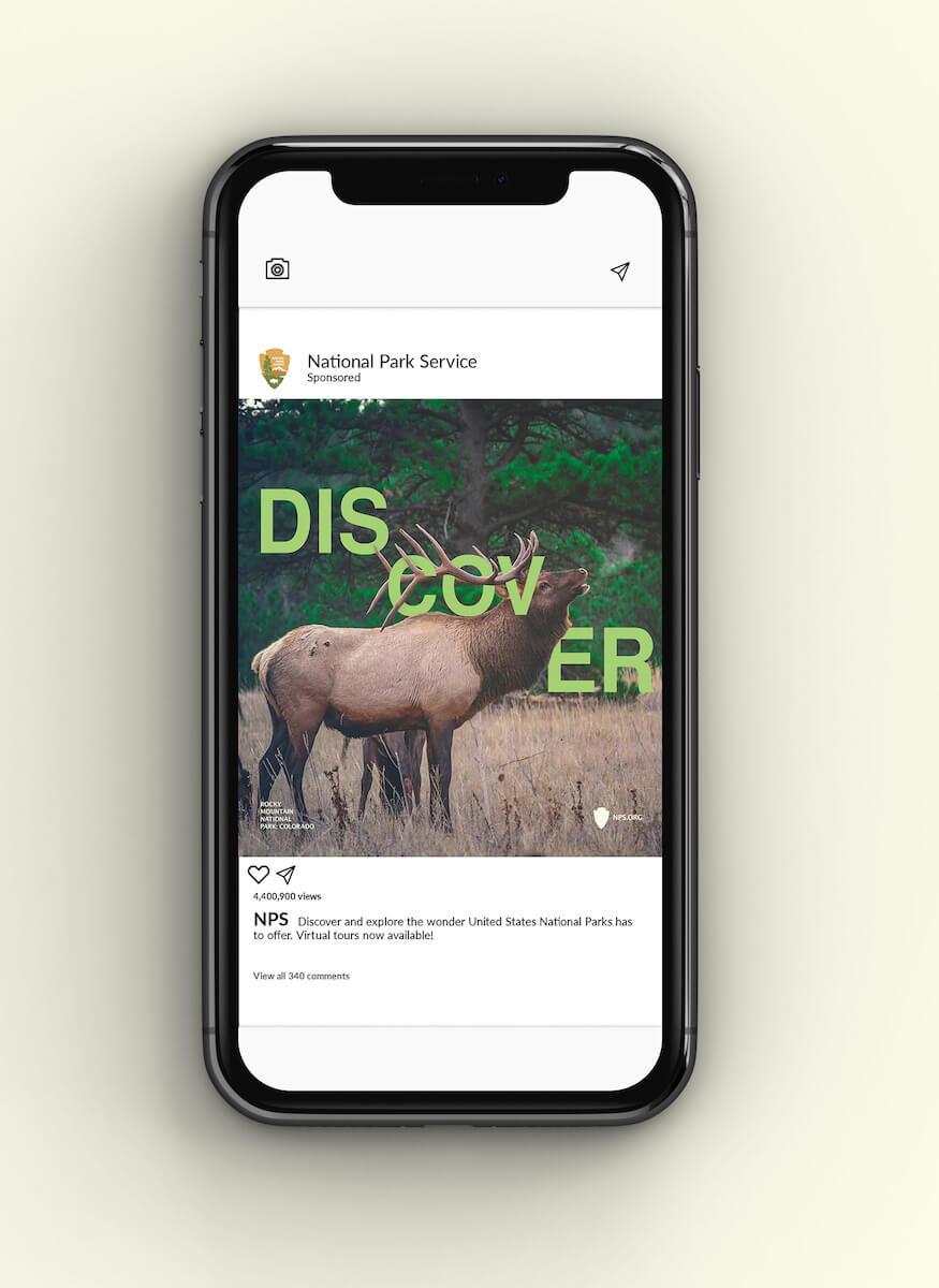 discover instagram post