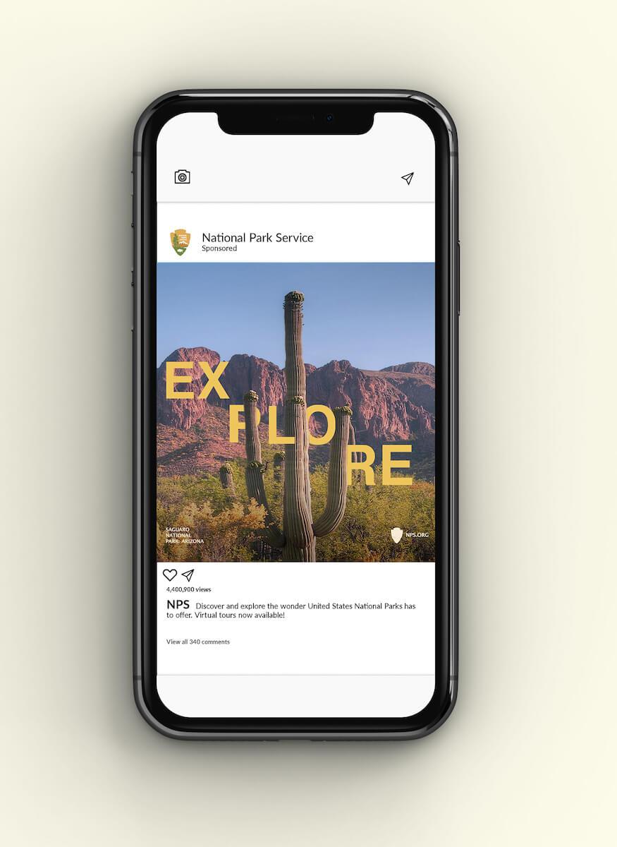 explore type weave instagram post