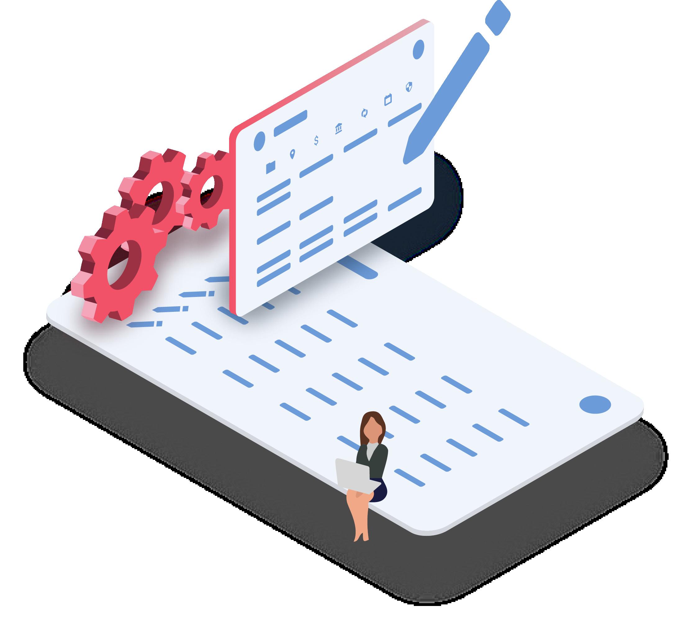 gestion interne centralisation des données clients