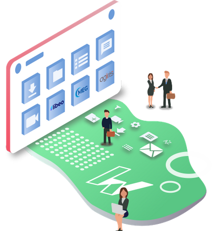Welyb plateforme collaborative