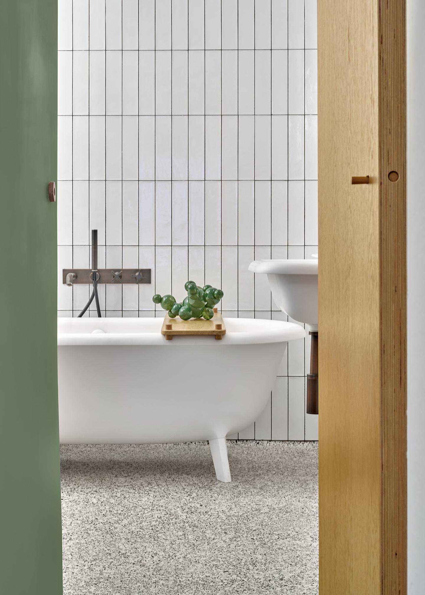 Studioproject: Nieuwe badkamer