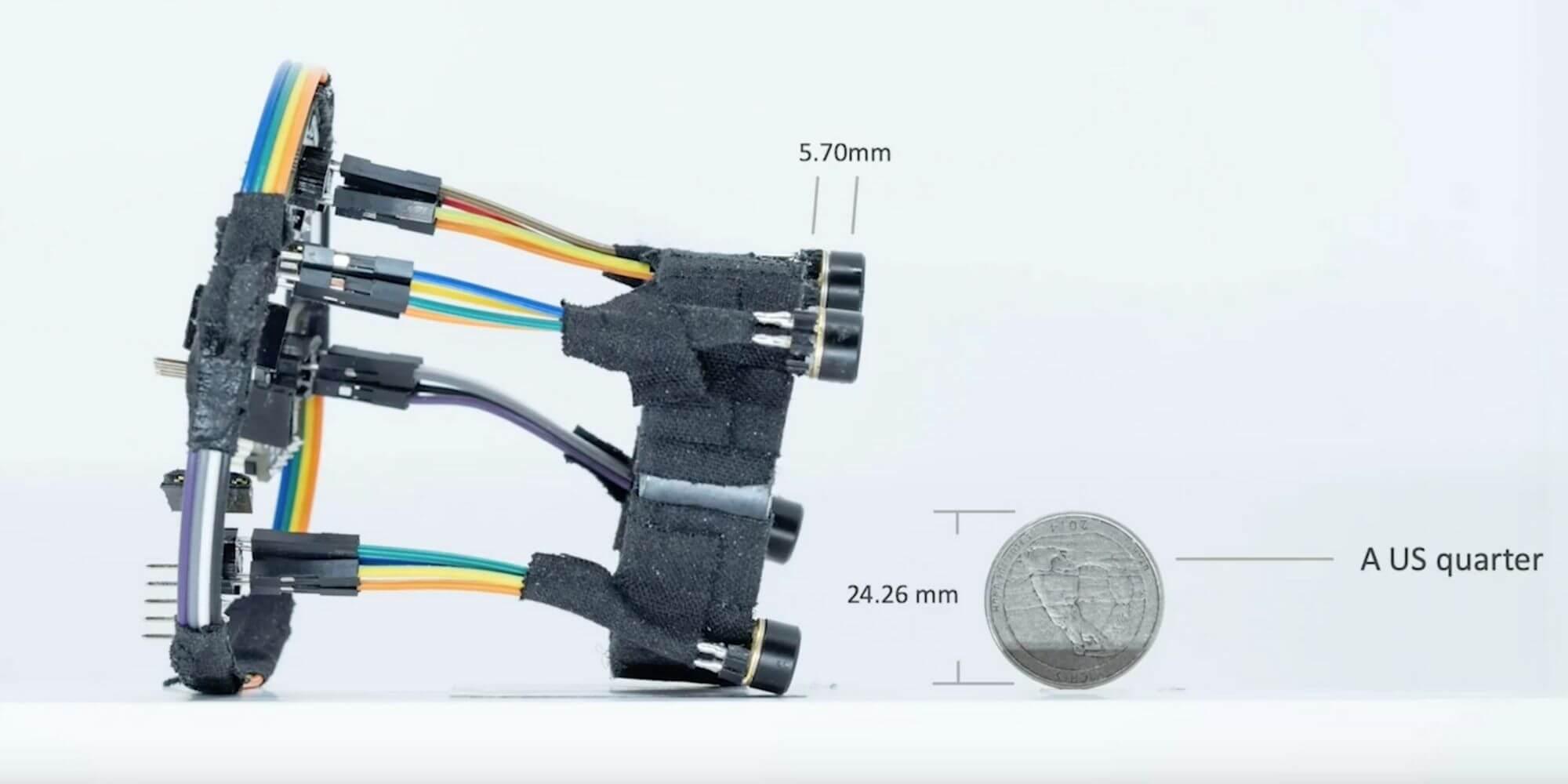 AR hand tracker