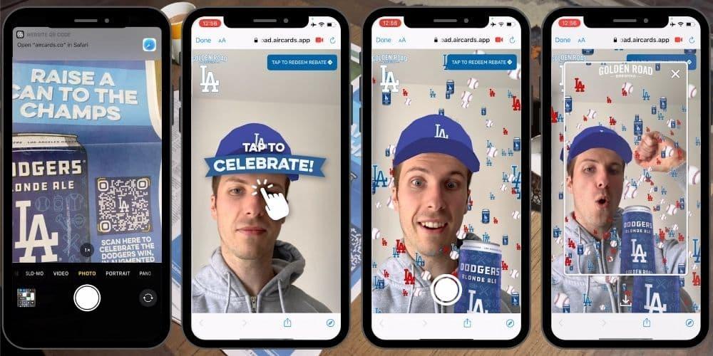 Four Smartphones LA Times