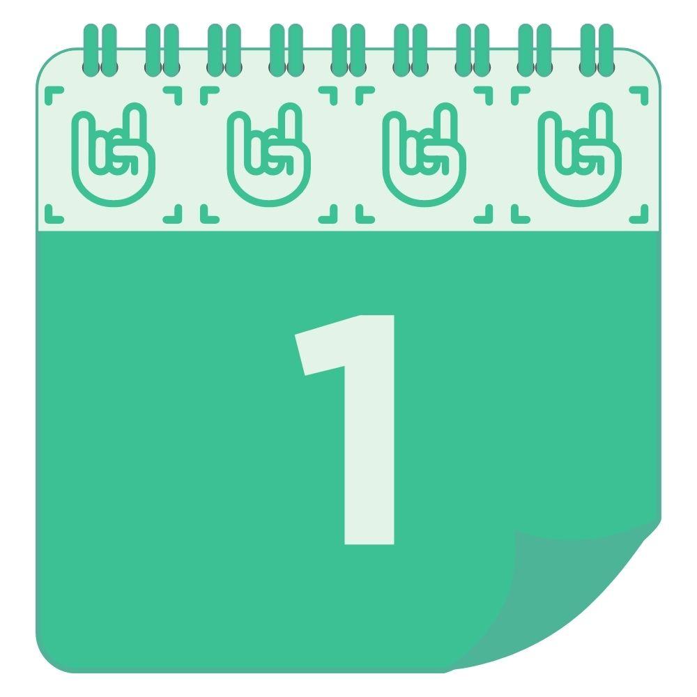 Tuesday Calendar